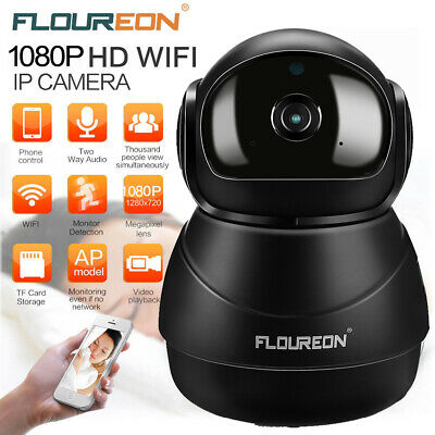 Outdoor Full HD 1080P Wireless Wifi IP Camera Security CCTV Network Night Vision