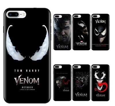 sneakers for cheap 2b1b8 ebf8d VENOM PHONE CASE Cover iPhone X XS Max 8 7 6 Plus 5 4 Samsung S6 S7 Edge S8  S9