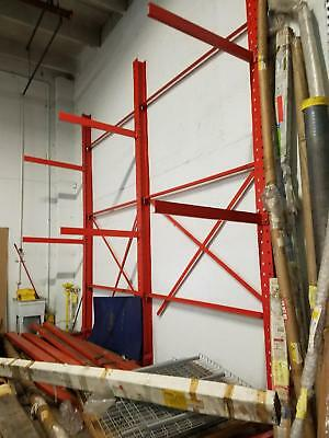 Used and New Cantilever Racking and Shelving