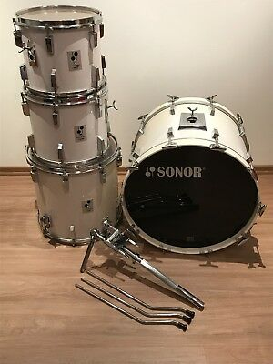 SONOR Performer Schlagzeug / Drums / Shellset (22/12/13/16) - Made in Germany