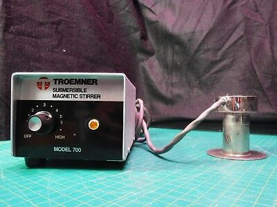 -Troemner Model 700 Submersible Magnetic Stirrer with Attachment