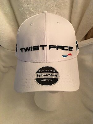 NEW WITH TAGS ~ TaylorMade ~ Tour Authentic ~ Adj M3 M4 Twist Face ... b5f6b31ba79