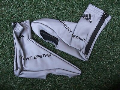 Brand New ~ Adidas Great Britain Team Gb Cycling Aero Overshoes ~ Small