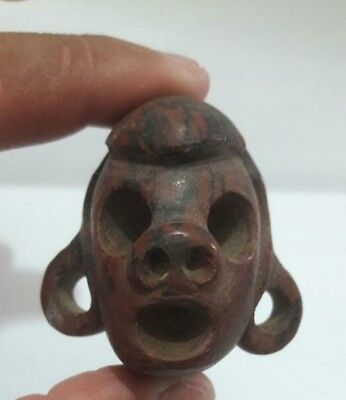 Pre-Columbian Colima Monkey from Mexico, ca. 400 bc. to 400 ad.