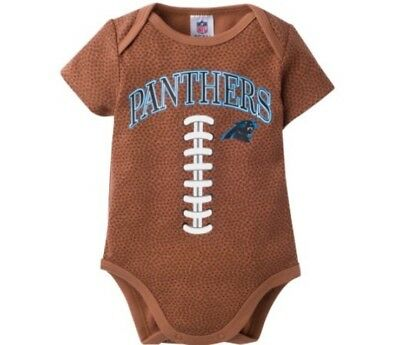 ced908b19 GERBER CAROLINA PANTHERS NFL Baby Boys or Girls Unisex - Onesie Bodysuit -  NWT
