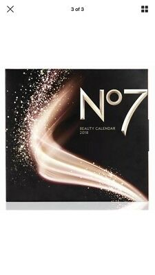 Boots No7 Beauty Advent Calender 2018 SOLD OUT !!!!!! Ladies Christmas Must Have