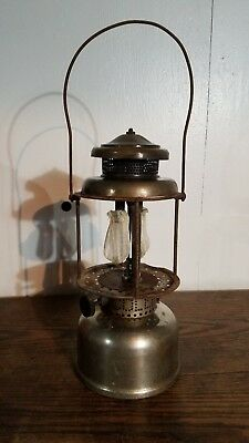 Vintage Patented 1919 Coleman Quick Lite Lantern