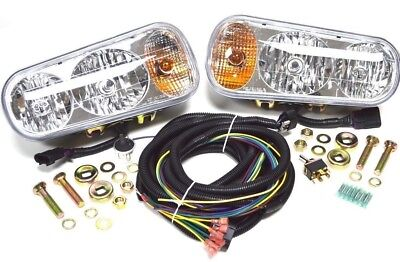 BUYERS UNIVERSAL SNOW Plow Light Left Right Hardware Pigtails ... on