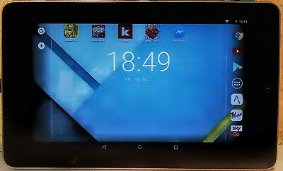 Google Nexus 7 (2012) Asus Tablet Anroid UMTS Zustand Tip Top