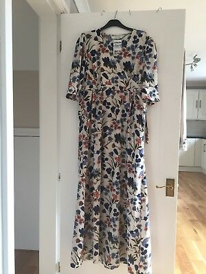 Jojo maman bebe Maxi Tea Dress Bnwt Size 18 RRP £49