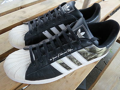 ebc3c2e8190 ADIDAS ORIGINALS SUPERSTAR - 3D NEW YORK HOLOGRAM - 60th ANNIVERSARY - UK  11