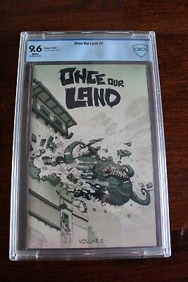Once our Land #2 CBCS 9.6