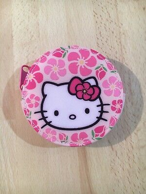Hello Kitty Zipped Coin Purse