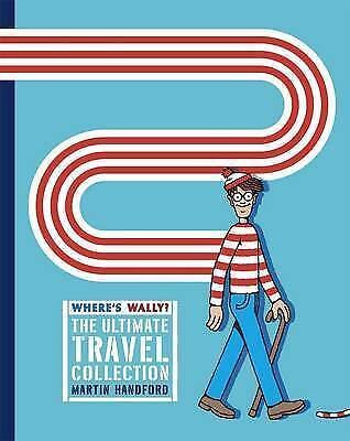 Where's Wally? Travel Edition by Martin Handford (Paperback, 2008)