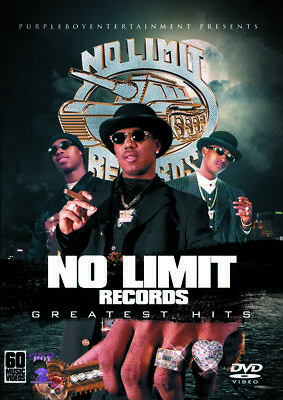 No Limit Records 60 Music Videos Hip Hop Rap Dvd Master P Snoop Dogg Mystikal