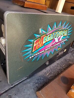 Megatouch XL Extreme multi-game video