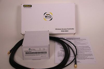 Stanley Best Access Systems Wi-Q WQX-WAC Wireless Access Controller with Antenna