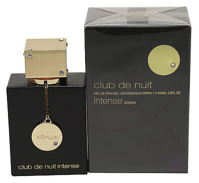 Club De Nuit Intense by Armaf 3.6 oz/105ml EDP Spray for Women - New in box