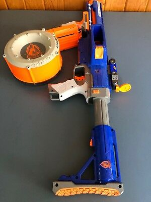Nerf N- Strike Raider CS-35 Enlist Engage Enforce