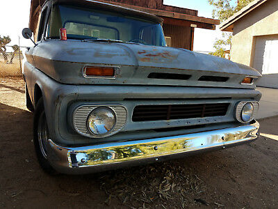 1962 Chevrolet C-10 SHORT BED 1962 chevrolet c10 pickup