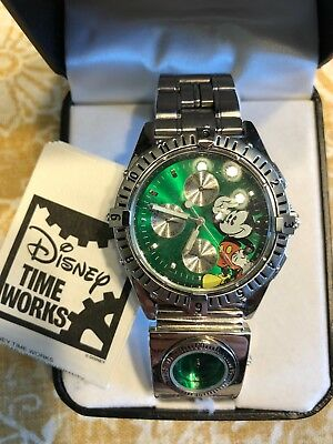 Disney Time Works Mickey Mouse Watch