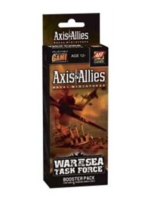 Axis & Allies Miniatures  War at Sea Task Force booster