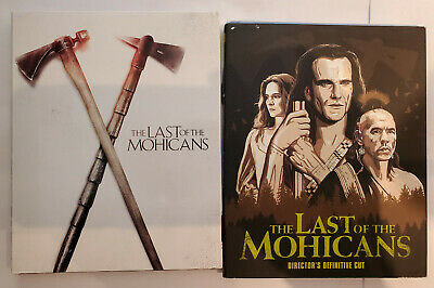 The Last of the Mohicans - Director's Definitive Cut (Blu-ray+A Rare Slip Cover)