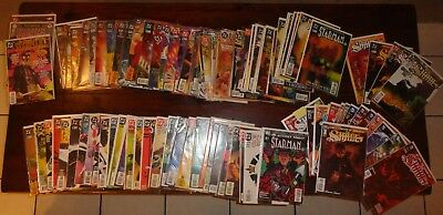 Starman 1994 #0 1-80 81 Annuals Complete Set Lot Full Run Dc Signed Shade 1-4