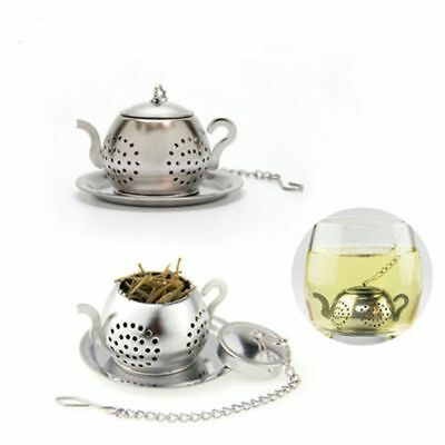 Hot Sale Tea maker Stainless Steel Tea Infuser High Quality Teapot Practical
