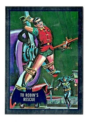 2016 Cryptozoic DC Justice League Batman Classic TV series Cryptomium Card DC7-1