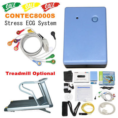 senza fili Stress ECG Analisi Sistema Esercizio stress ECG Test Software 8000S
