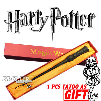 Harry Potter Hogwarts Hermione Granger Magic Wand in Box Cosplay Scarf Robe Tie
