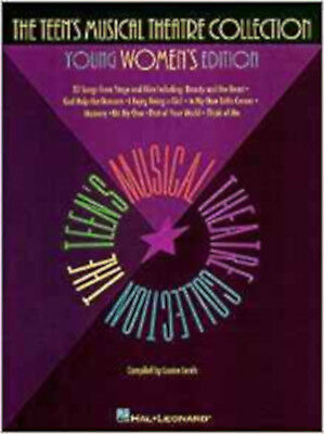 The Teen's Musical Theatre Collection: Young Women's Edition, Very Good, Louise