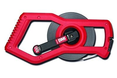 BMI 505341050BF Isolan-Tape Measure 50-BF with cm Graduation in Basic Frame, Mul