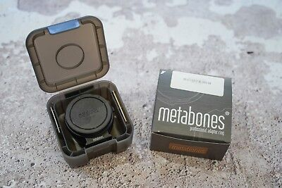 Metabones Canon Ef To Sony E-Mount Adapter (Mark 4 / Iv)