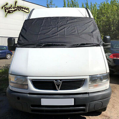 Deluxe Black Out Blind Motorhome Screen Cover Ducato Boxer Relay 1993–2006