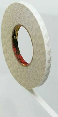 19mm x 50m 0.1mm Thick 3M 9040 Beige Double Sided Paper Tape