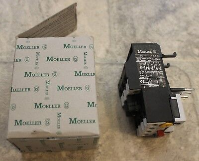 ZB12-10 Moeller Overload Relay 6 to 10 Amps