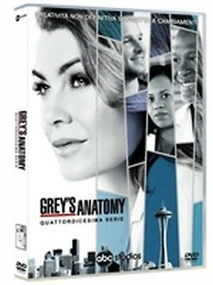 Grey's Anatomy - Stagione 14 (5 DVD) - ITALIANO ORIGINALE SIGILLATO -