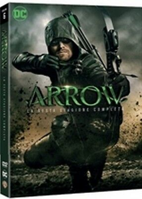 Arrow - Stagione 6 (5 DVD) - ITALIANO ORIGINALE SIGILLATO -