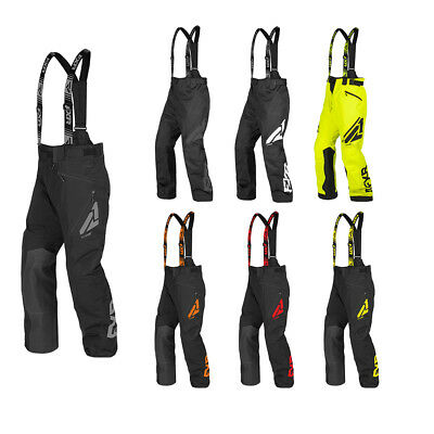 FXR Insulated Clutch FX Pant Bib HydrX Coating Shell F.A.S.T Combo Premium Fit