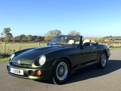 1994 MG RV8 Stunning Car. Thousands Spent On Upgrades. No Expense Spared.