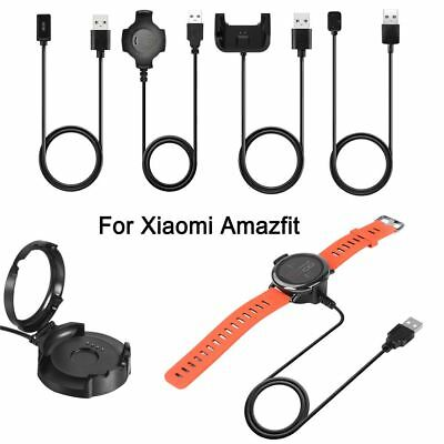 Charging Dock A1609 Cradle Smart Watch Charger For Xiaomi Amazfit Huami