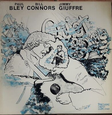 Jazz Vinyl: Paul Bley, Bill Connors, Jimmy Giuffre: Quiet Song (1975)