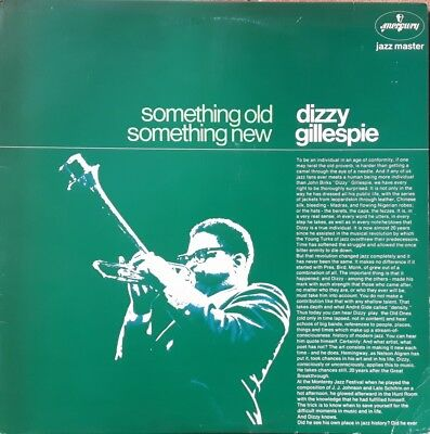 Jazz Vinyl: Dizzy Gillespie, Something Old, Something New (1963)
