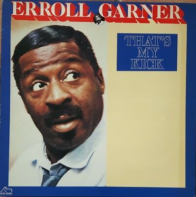 Jazz Vinyl: Erroll Garner, That's My Kick (1967 / 1985)