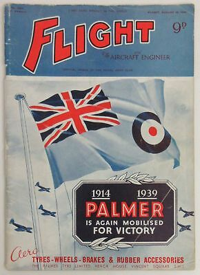 Flight and Aircraft Engineer August 29, 1940