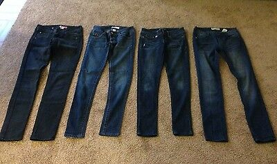 10pc. Lot Women's Store Brand Jeans/ Charlotte Russe, H&M, Old Navy, etc..