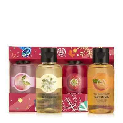 New Vegetarian The Body Shop Gifts Shower Gel Discovery