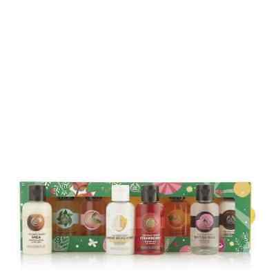 New Vegetarian The Body Shop Gifts Shower Gel Rainbow Parade